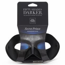 Masca pentru el neagra Fifty Shades Darker