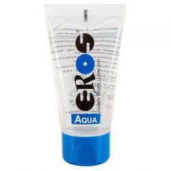 Lubrifiant pe baza de apa Aqua Power Eros 50ml Lubrifiant pe baza de apa Eros 100ml