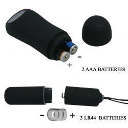 Chiloti cu glont vibrator wireless