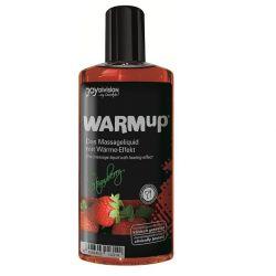 Ulei afrodisiac Shunga cu aroma vanilie 100ml Ulei de masaj cu efect de incalzire capsuni 150 ml