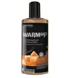 Ulei de masaj cu efect de caldura Bijoux 100 ml Ulei de masaj cu efect de incalzire caramel 150 ml