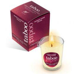 Ulei de masaj afrodisiac Libido Powe 200ml Candela Taboo Ulei masaj