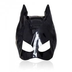 Masca neagra Soft-Bond X Masca Catwoman neagra