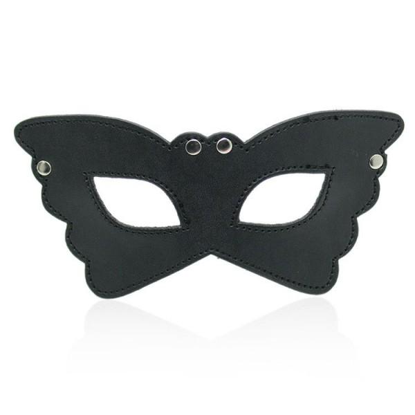 Masca fluture neagra