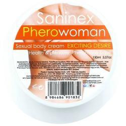 Creme Crema intima si corporala cu feromoni (dorinta sexuala) Saninex 150ml