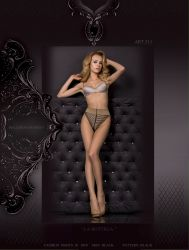 Ciorapi Leg Avenue Sheer Thong Dres Ballerina 311