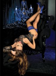 Colanti decupati S502 Obsessive Dres Ballerina 445