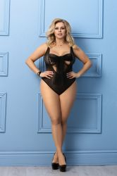 Body Luxe Queen Body Anais Iona Plus Size