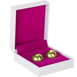 Bile aurii din metal