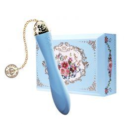Vibrator Inspire Sense Vibrator Zalo Marie Punctul G Royal Blue