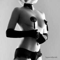 Nipple covers cu ciucurei