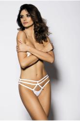 Bikini fucsia Obsessive Chiloti albi Anais - Cayenne