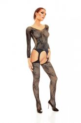 Catsuit Alb BS010 Passion Catsuit Onixx Anais