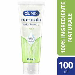 Lubrifiant Durex Naturals H2O, 100 ml