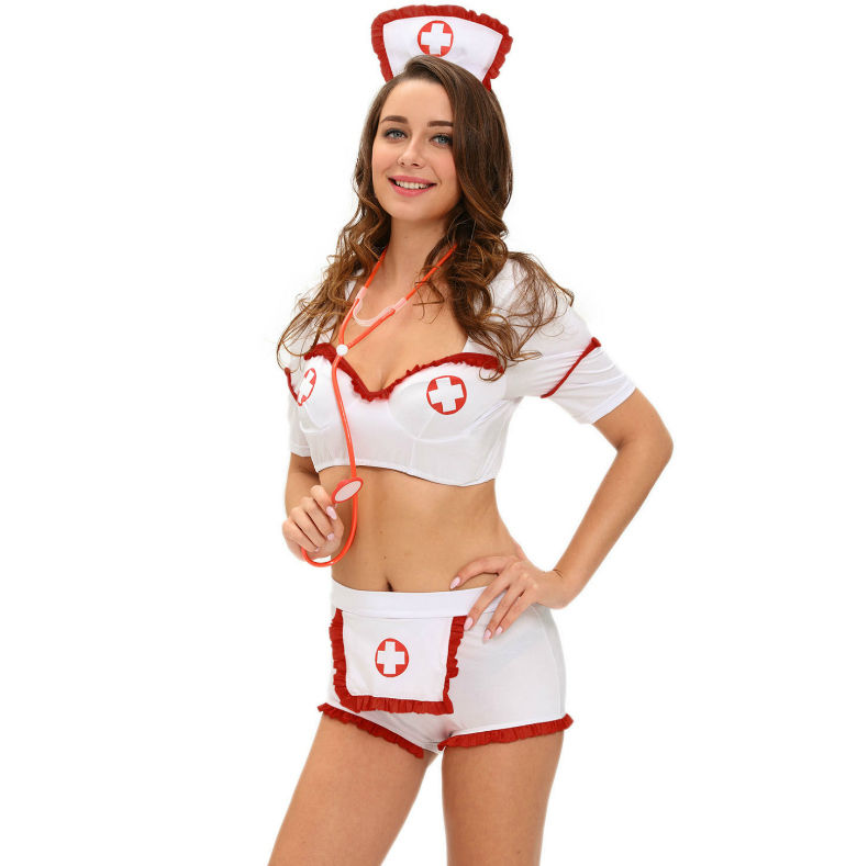 Costum sexy asistenta