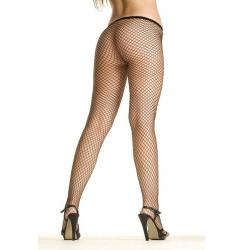 Ciorapi Leg Avenue Sheer Thong Colanti sexy Fishnet