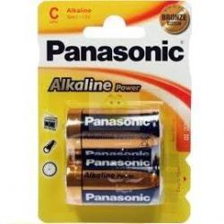 Set 5 baterii CR12032 3V Alkaline Set 2 baterii LR14 / C Alkaline Panasonic