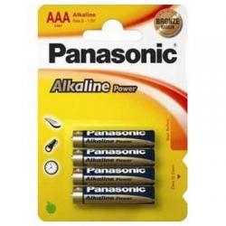 Set 4 baterii LR03/AAA R3 1.5V Alcaline