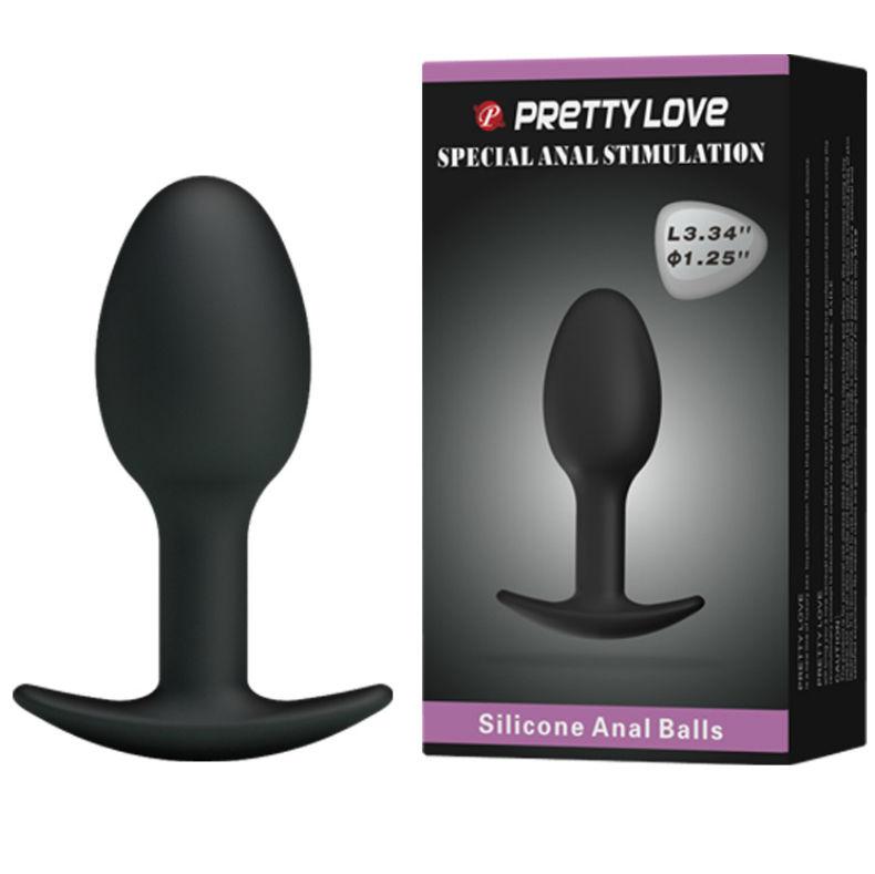 Plug Anal Pretty Love 6.5 cm