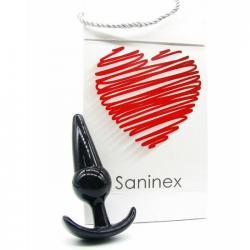 Plug Anal Saninex Negru