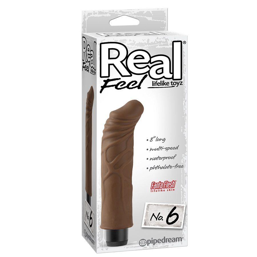 Vibrator realistic Real Feel Maro