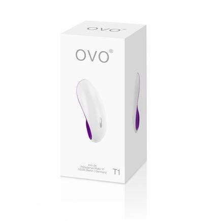 Stimulator OVO T1 Alb/Violet