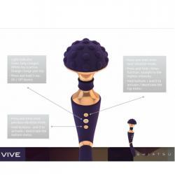 Vibrator Vive Shiatsu Roz