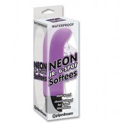 Vibrator G-Spot Neon Softees