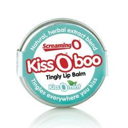 Creme Balsam de buze Kissoboo cu aroma de menta