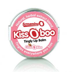 Creme Balsam de buze Kissoboo cu aroma de scortisoara