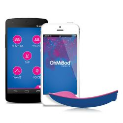 Vibrator Fairy Massage Wireless Vibrator OhMiBod Nex 1