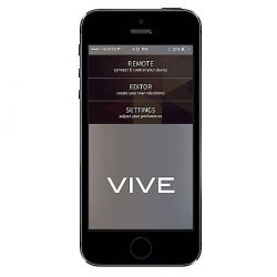 Vibrator Vive Zeki Roz