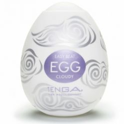 Mini Masturbator Tenga EGG Cloudy