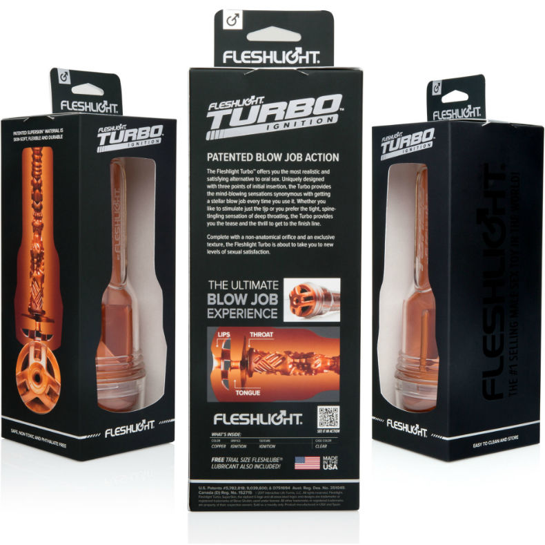 Masturbator Fleshlight Turbo