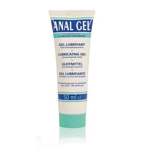 Gel anal lubrifiant Lubrix 50ml