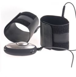 Pompe wireless cu vibratii pentru sfarcuri Mansete cu electrosocuri