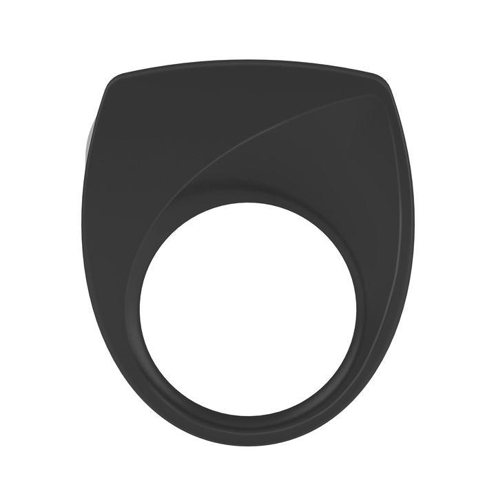 Inel OVO B6 Negru