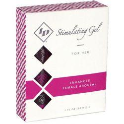 Crema pentru erectie Aid Be Harder 45ml Gel stimulator pentru femei 14ml