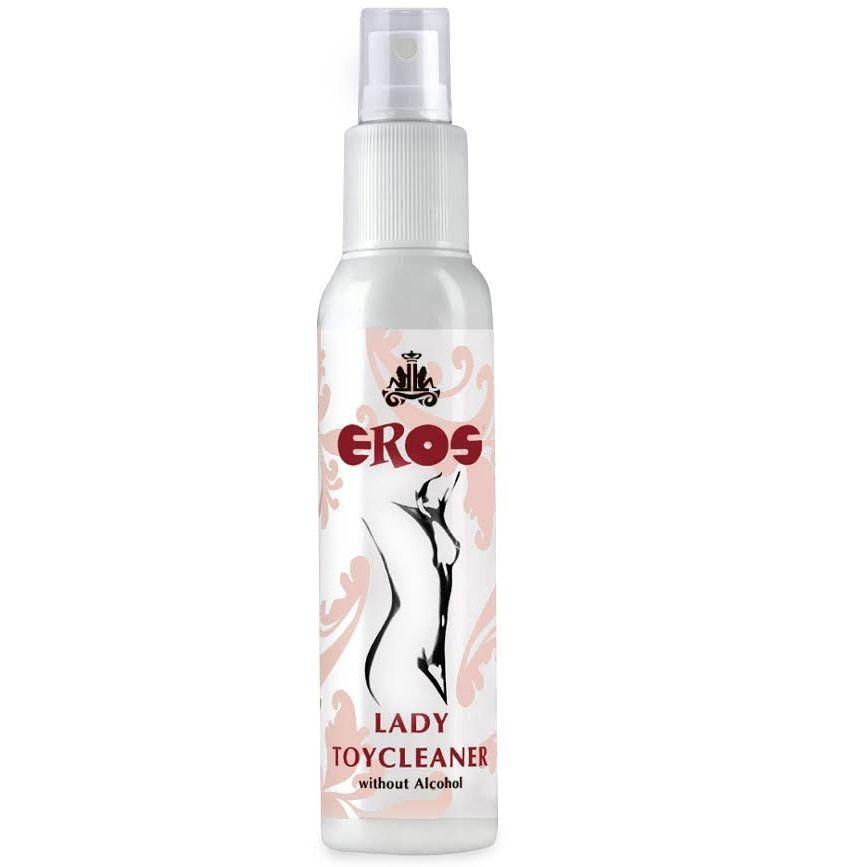 Toy Cleaner Eros fara alcool 100ml
