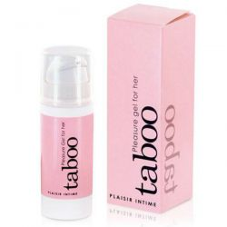 Afrodisiac Gel stimulare clitoris Taboo 30ml
