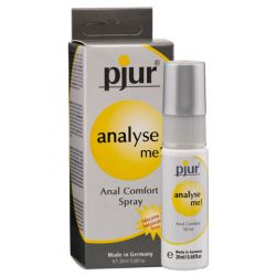 Lubrifiant anal Fifty Shades of Grey 100ml Spray Pjur anal comfort 20ml