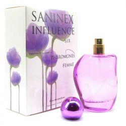 Betisoare parfumate cu feromoni Fructul Pasiunii Parfum afrodisiac Saninex pentru femei 100ml