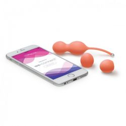 Bile vibratoare 3.2 cm Bile kegel We-Vibe Bloom