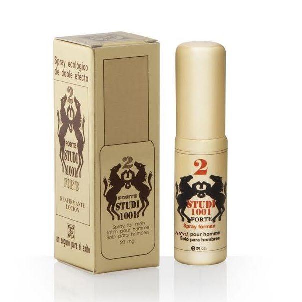 Spray Forte pentru intarzierea ejacularii Studii 1001 20ml