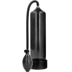 Pompe marire penis Pompa clasica pentru marirea penisului neagra